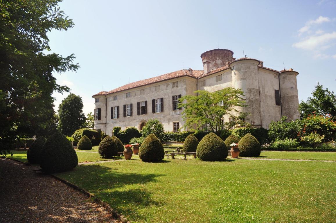Rocca Grimalda Il Castello