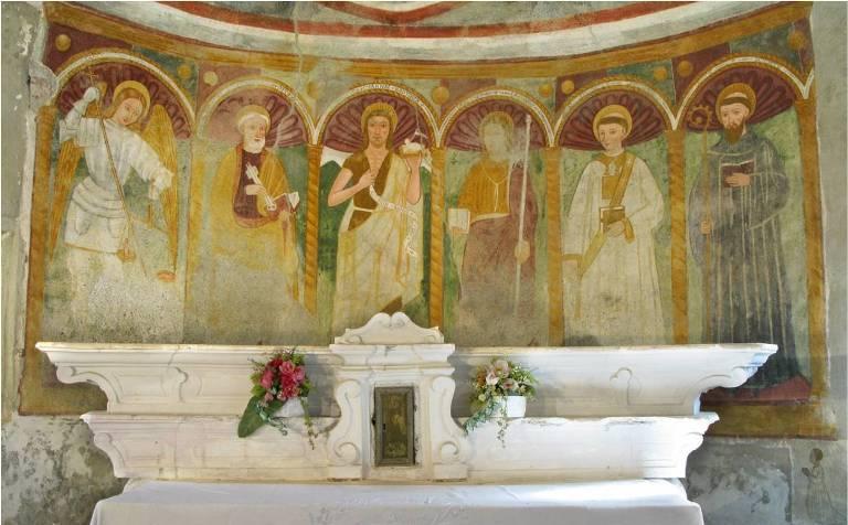 Lerma-chiesa S. Giovanni al piano