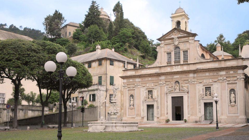 Savona-Santuario-Facciata