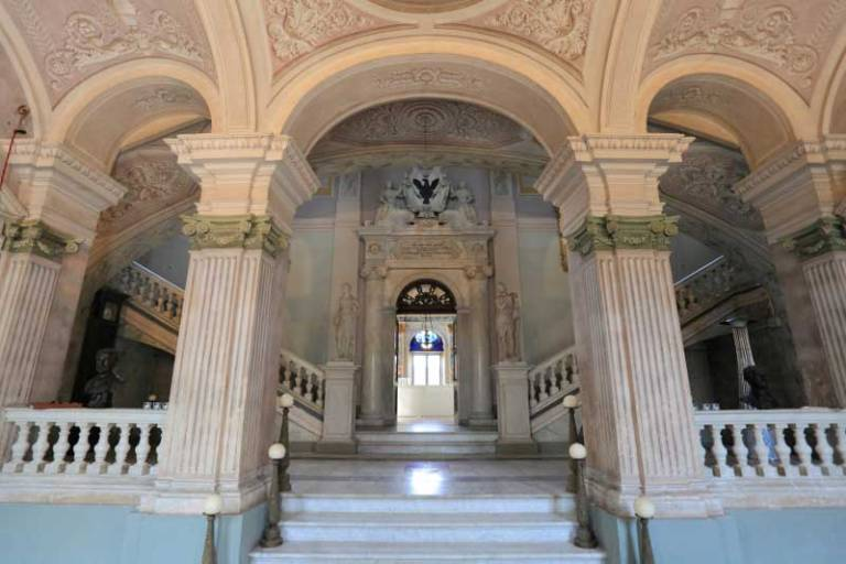 Ingresso Palazzo Tornielli