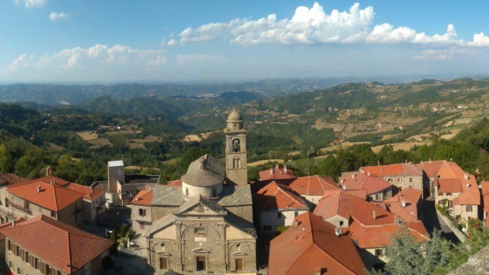 Panorama Roccaverano